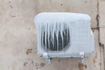 Air Conditioner Freezing, and What Causes It