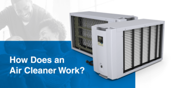How Does an Air Cleaner Work?