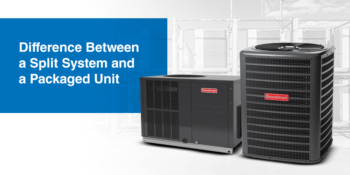 Difference Between a Split System and a Package Unit