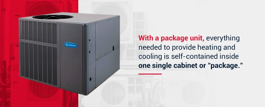Package Unit HVAC System