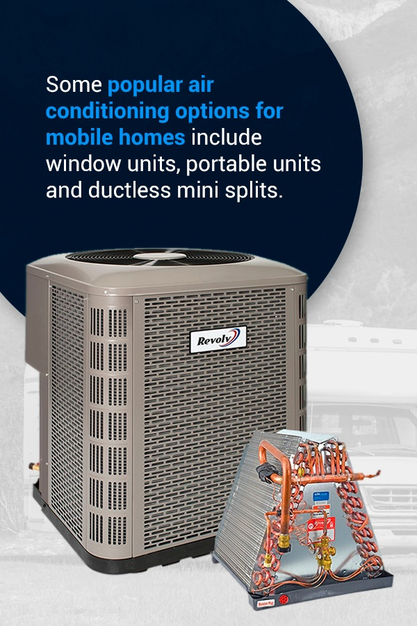 popular mobile home air conditioner hvac systems