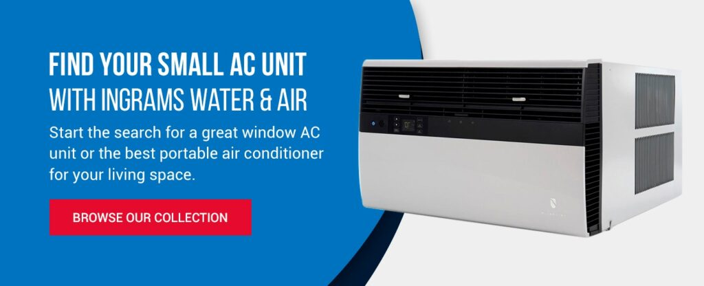 Shop AC for Small Spaces