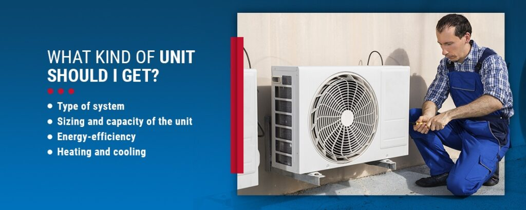 Type of Central Air System to Purchase