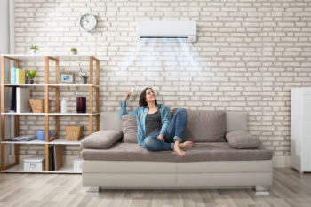 Apartment Air Conditioning is Going Ductless