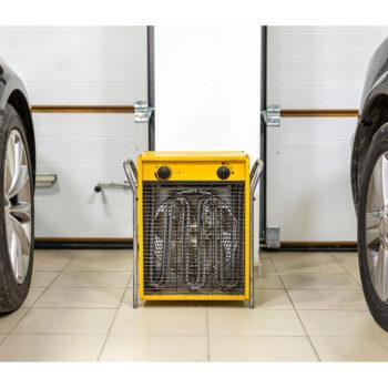 The Best Garage Heater in the World