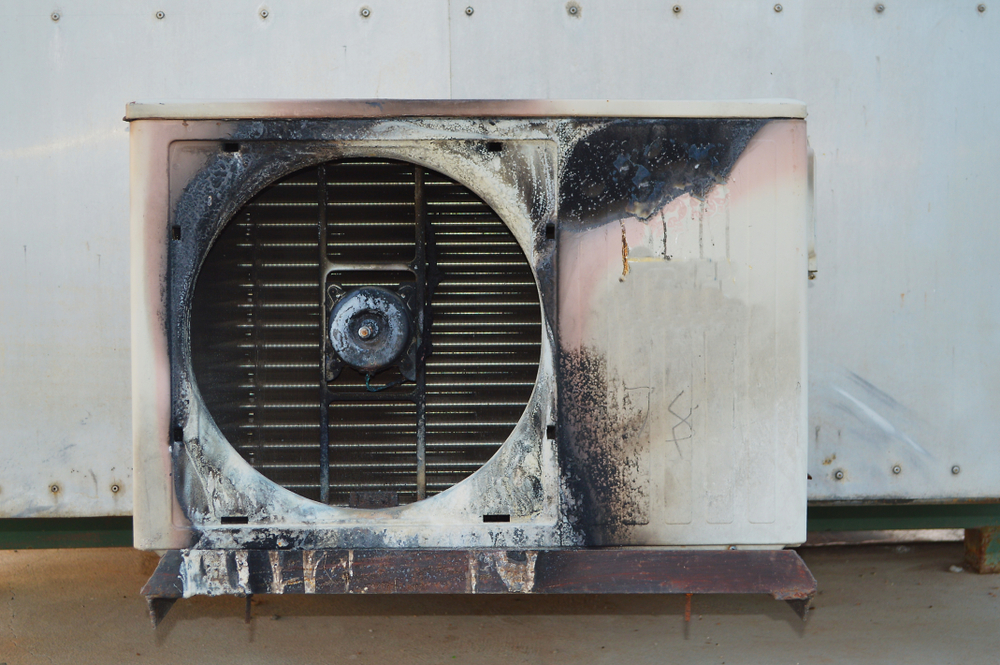 Is Your Air Conditioner Condenser Not Working Ingrams