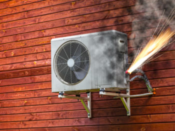 How to (Not) Fix A Broken Air Conditioner