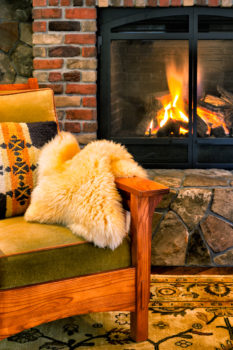 Gas Fireplace Insert Cost & Installation