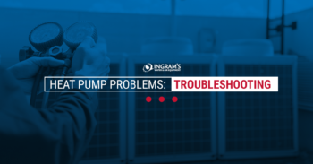 Heat Pump Problems: Troubleshooting