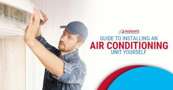 Installing a DIY Air Conditioner Yourself