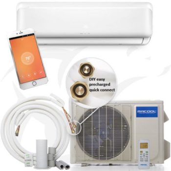 Spotlight: MrCool DIY Ductless Mini-Split Heat Pump