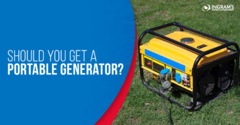 Should You Get a Portable Generator?