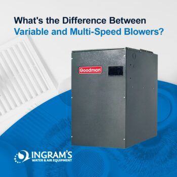 Variable and Multi-Speed Blowers - What's the Difference?