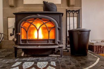 Wood Stoves: Heat Like its 1899!