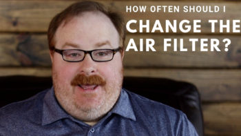 How Often Should I Change The Air Filter? - Ask the Expert Episode 103