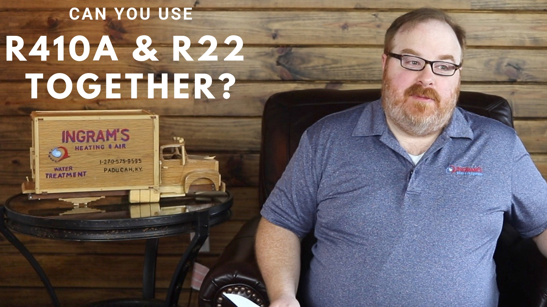 Can I Use R410A and R22 Refrigerant Together? - Ask the Expert Episode 115