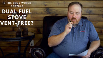 Is the Cozy World GSD2846 Dual Fuel Stove Vent Free? - Ask the Expert Episode 138