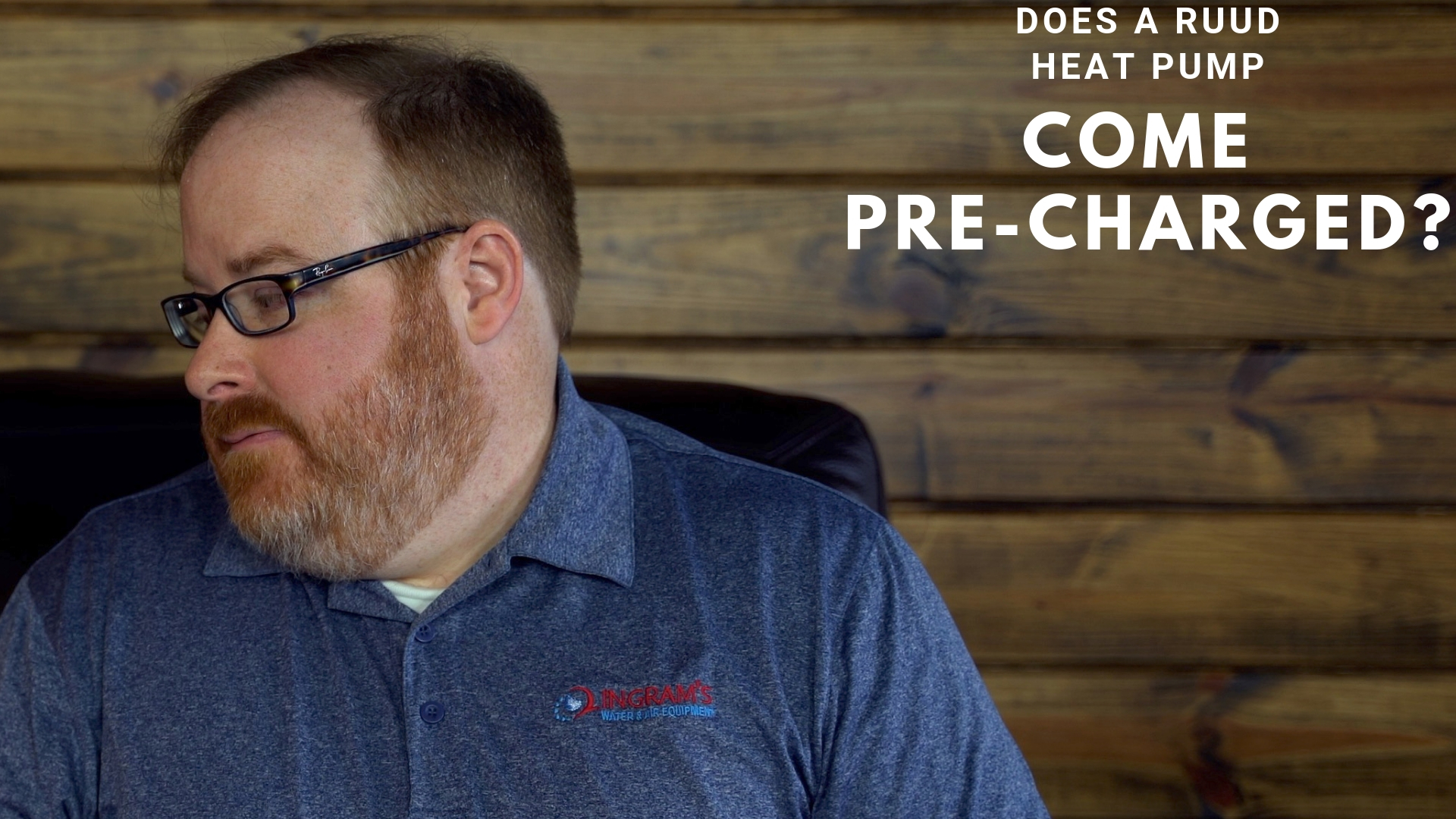 Does a Ruud Heat Pump Come Pre-Charged? - Ask the Expert Episode 139