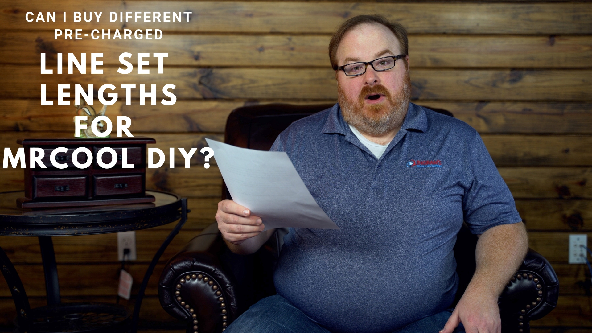 Can I Buy Different Pre-Charged Line Set Lengths for the MRCOOL DIY? - Ask  the Expert Episode 149