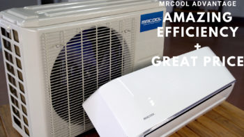 The MRCOOL Advantage Ductless Mini Split (Third Generation)