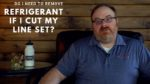 Do I Need To Remove Refrigerant If I Cut My Line Set? - Ask the Expert Episode 168