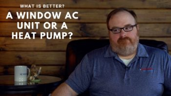 Is A Window AC Or A Heat Pump Better For Dehumidification? - Ask the Expert Episode 170