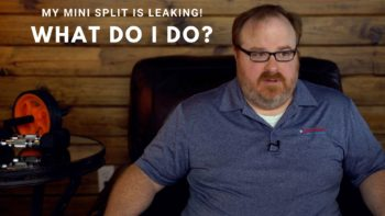Why is My Mini Split Leaking Water? - Ask the Expert Episode 175