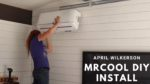 April Wilkerson's MrCool DIY Installation
