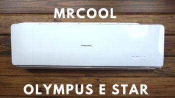 MrCool Olympus ES Ductless Mini Split