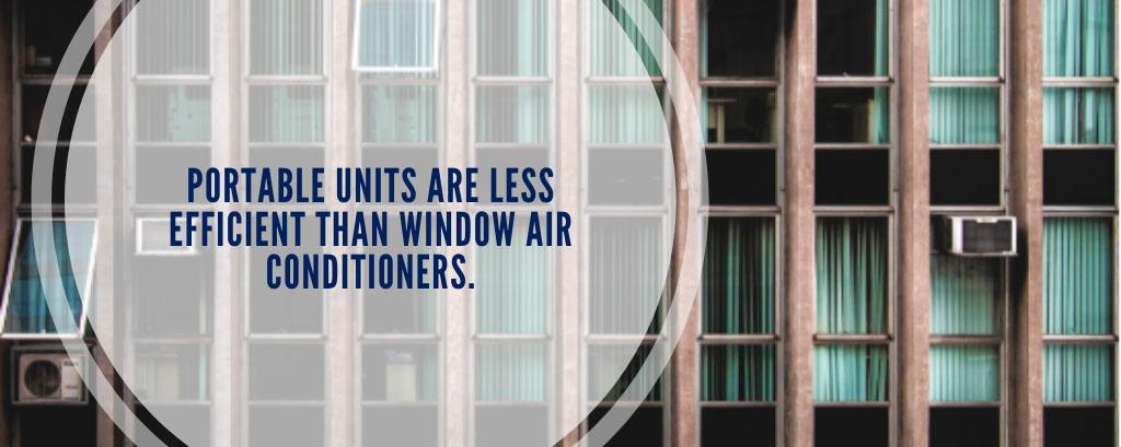 Portable Air Conditioning Efficiency