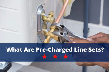 What are Pre-Charged Line Sets?