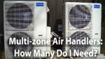How Many Air Handlers Do I Need for a Multi-Zone Mini Split? - Ask the Expert Episode 184