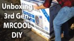 3rd Generation MrCool DIY Ductless Mini Split Unboxing