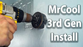 How to Install the 3rd Generation MrCool DIY Ductless Mini Split