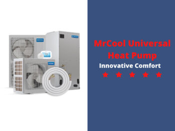 MrCool Universal Heat Pump - Innovative Comfort