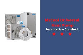 MrCool Universal Heat Pump - Innovative Comfort