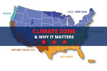 Climate Zone & Why It Matters
