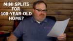 Would You Put a Mini Split in a 100-Year-Old Home? - Ask the Expert Episode 203
