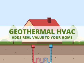Geothermal HVAC Adds Real Value to Your Home