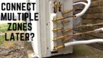 Can I Install the Air Handlers at Different Times for Multi-Zone Mini Splits? - Ask the Expert Episode 213
