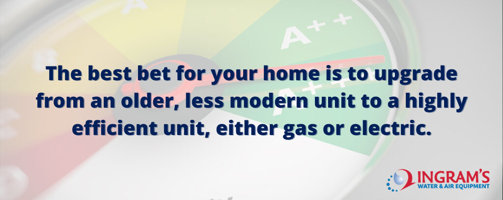 Upgrade to a High Efficiency Heating System