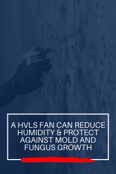 HVLS Industrial Fan Mold Protection