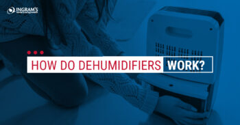 How Do Dehumidifiers Work?