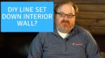 Can I Run a MrCool DIY Line Set Down an Interior Wall? - Ask the Expert Episode 233
