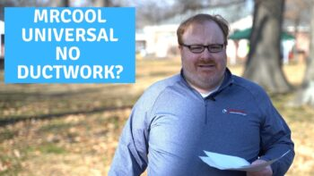 Can I Install a MrCool Universal Without Ductwork? - Ask the Expert Episode 246