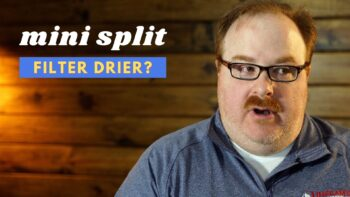 Why Don't Mini Splits Use a Liquid Line Filter Dryer? - Ask the Expert Episode 257