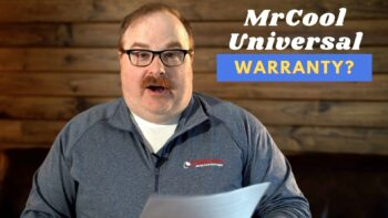Can I Install a MrCool Universal with a Pre-Charged Line Set and Keep the Warranty? - Ask the Expert Episode 267