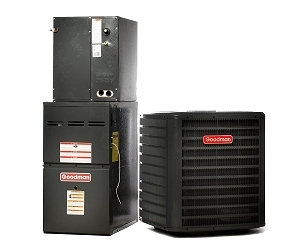 Dual Fuel Heat Pump & Gas