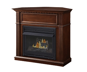 Gas & Propane Fireplaces