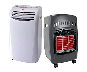 Space Heaters / Portable Air